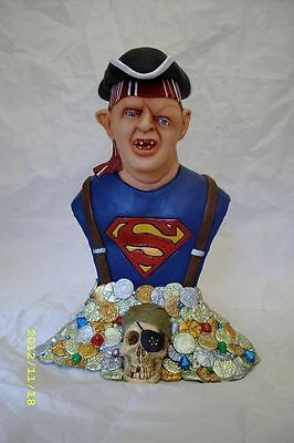 sloth goonies bust resin.statue.not dvd cd vinyl rare model,not blu ray