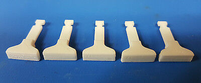 QTY(5) Tektronix TM500 Plug in Pull Tab Latch Replacement