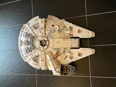 Star Wars Millenium Falcon Legacy Massive Space Ship  Vehicle