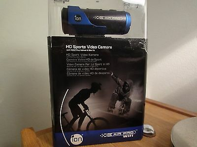 iON Air Pro  Wi-Fi Point and Shoot Digital Camera