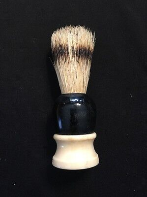Vintage KLENZO shaving Brush No. B 843 made In USA