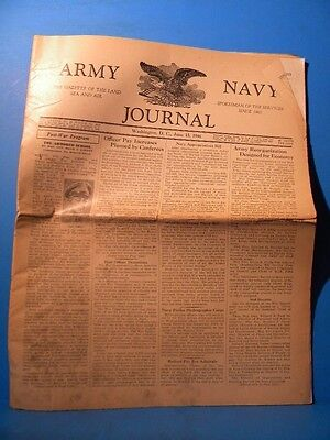 Army & Navy Journal 1946 June 15 1946 Vol 83 No 42