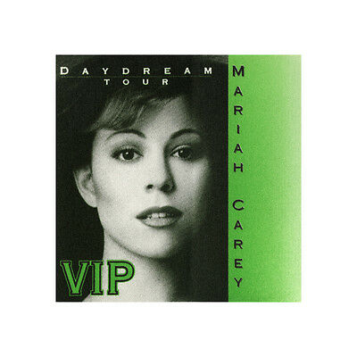 Mariah Carey authentic VIP 1996 tour Backstage Pass