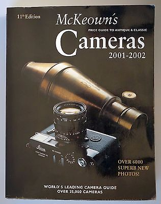 MC Keown`s Price Guide to Antique and Classic Cameras