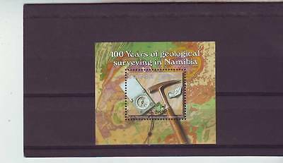a121 - NAMIBIA - SGMS952 MNH 2003 CENTENARY OF GEOLOGICAL SURVEY