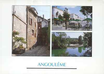 16 - cpsm  - ANGOULEME