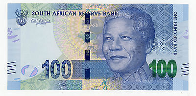 South Africa … P-136 … 100 Rand … ND(2012) … *UNC*