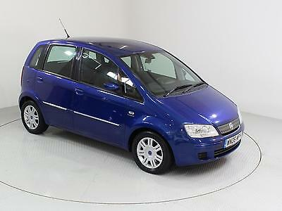 2006 Fiat Idea 1.3 Jtd Multijet 16V Dynamic 5Dr Hatchback Diesel