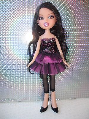 Bratz Designed By Collection Jade Doll with Original Outfit