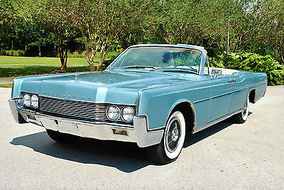 1966 Lincoln Continental Convertible Suicide Doors Very Nice Classic! FREE Shipping in the Continental U.S.A