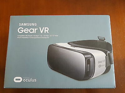 Samsung Gear Vr/vertial Reality/headset/gaming/galaxy  S6 Edge  S7 Edge Note 5