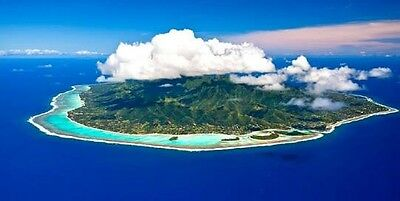 14 Nights Accommodation In The Cook Islands