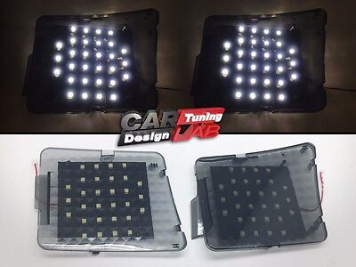 (2) Rear Trunk Boot LED Super Bright lights Lamps For 2012 up Mazda CX-5 CX5 SUV