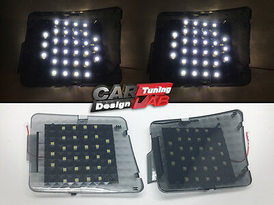 (2) Rear Trunk Boot Luggage LED Bright light Lamps For 12-17  Mazda CX5 CX-5 SUV