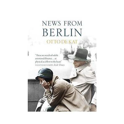 News from Berlin by Otto de Kat (Paperback, 2015)