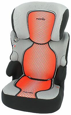 Nania Groups 2-3 Befix SP First Pop Red Booster Car Seat. From Argos on ebay