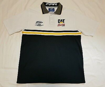 Ford Performance Racing Fpr Cat Racing Polycotton Polo Shirt Size Xl