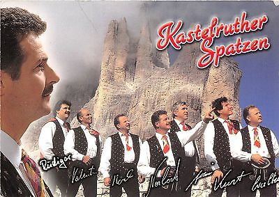B56936 Kastelruther Spatzen musique musiciens   movie star