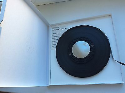 REEL TO REEL  TAPE 15 ips 2 track  professional recording rock  master copy