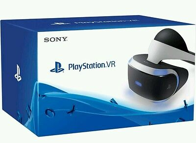 Playstation VR Headset PSVR - BRAND NEW AND SEALED