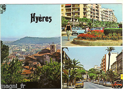 83 - cpsm - HYERES