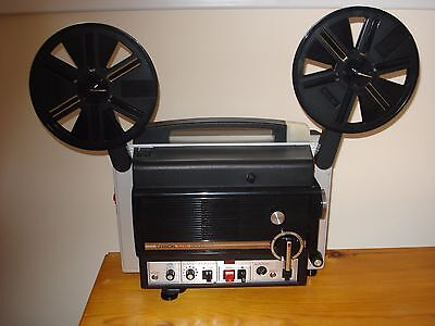 Chinon super 8 mm sound film projector