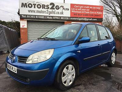 2005 Renault Scenic 1.9 dCi Expression 5dr