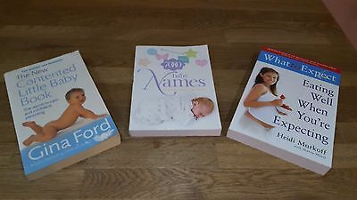Maternitybooks, The New Contented Little Baby Book/Baby Names