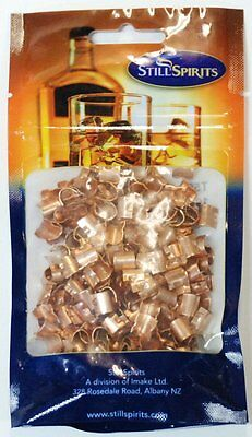 100 gram (3.5 Oz.) Still Spirits Copper Saddles for the Turbo 500 distiller