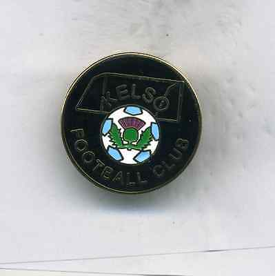 Kelso  Fc  Scottish  Non League  Football Pin Badge