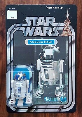 R2-D2 (Classic), Star Wars, Vintage Style, Custom, TVC