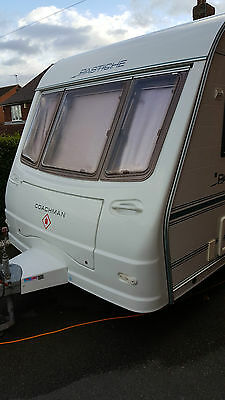 coachman pastiche 460/2  2004/2005  with motor mover