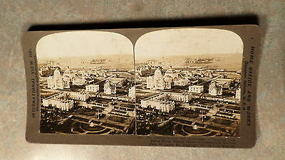 1904 St. Louis Fair Stereoview  Excellent Condition