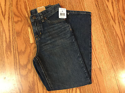 Ralph Lauren Boys 867 Polo Jeans Classic Fit Size 7 NWT Thompson Wash