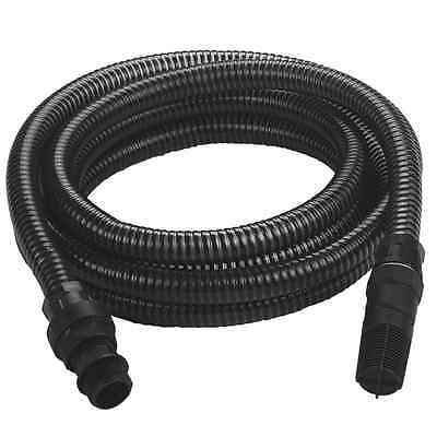 Einhell Suction Delivery Hose Plastic for Water Pump Irrigation Gardening