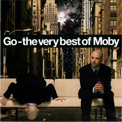 Moby - Go - The Very Best of Moby (2006)  CD  NEW/SEALED  SPEEDYPOST
