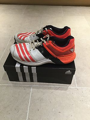 Adidas 2015 Adipower Vector Cricket Shoes/ Spikes