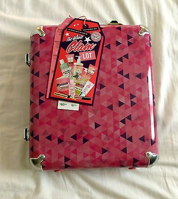 *NEW* Soap & Glory The Whole Glam Lot Gift Set in Tin (Body, Make Up, Bath)