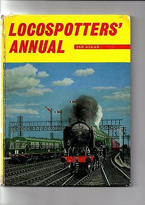 Model Railway Book(s) Reference book Loco Spotters Annual