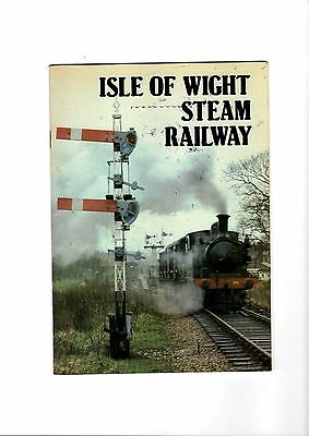 Model Railway Book(s) Reference book/ Isle of Wight Steam Railway