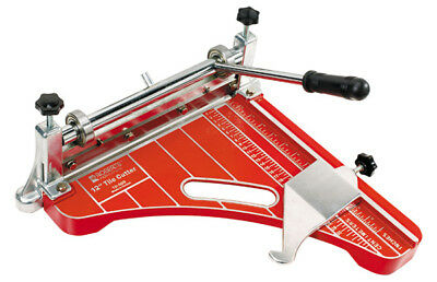 Roberts 10-900 12 in. Vinyl Tile Cutter with Case