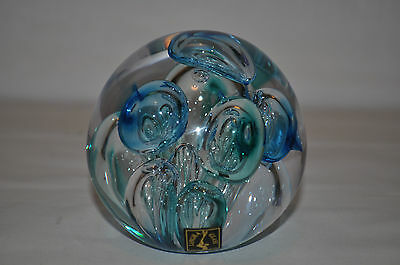 Langham beautiful Glass Paperweights *** HAVE A LOOK ***