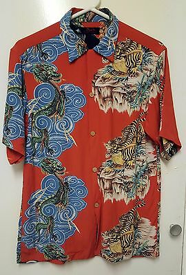 Hysteric Glamour Shirt Bruce Lee Very Rare Vintage Large 40