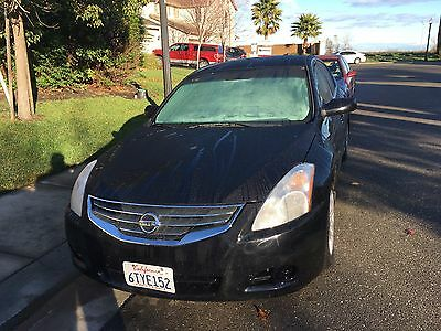 2010 Nissan Altima S Sedan 4-Door 2010 Nissan Altima S Sedan 4-Door 2.5L