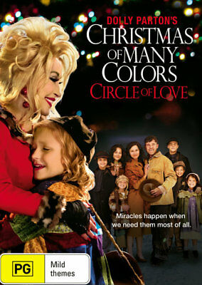Dolly Parton's Circle Of Love DVD R4 Brand New!