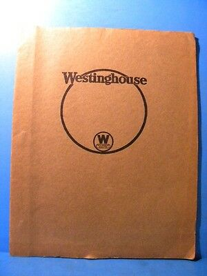 Westinghouse Electric Preliminary Report Electrification Cost 1926