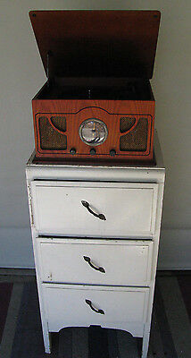 Art Deco Style Record Player