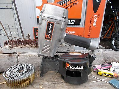 "Paslode P350C # 500755  Round Head 1-1/2""- 3-1/2"" Coil Nailer"
