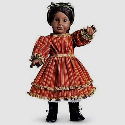 AMERICAN GIRL ADDY STRIPED DRESS Pleasant Co. BRAND NEW Doll Clothes RETIRED