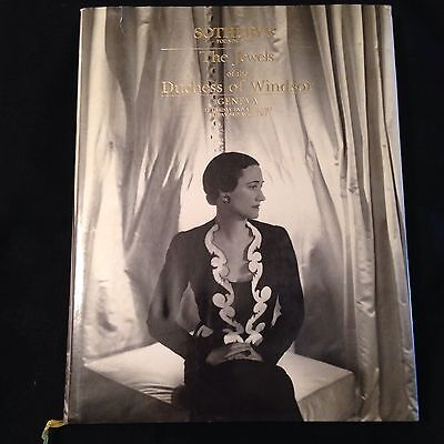 Sotheby's The Jewels Of The Dutchess Of Windsor 1987